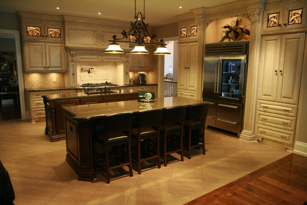 Custom kitchens toronto new kitchen style - Custom cabinet doors toronto ...